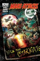 Mars Attacks: Zombies Vs Robots #1 - One-Shot